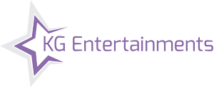 Welcome to Our Website | KG Entertainments Specification Logo